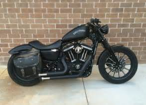 Gallery of Harley-Davidson-Sportster-883