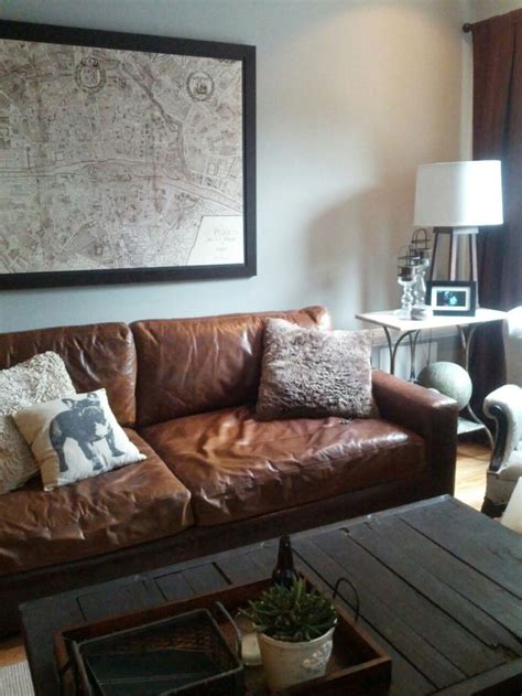 Restoration Hardware Living Room Pillows by Restoration Hardware Leather Pallet Coffee Table