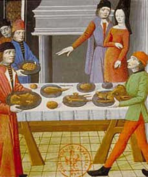 bnf gastronomie mdivale