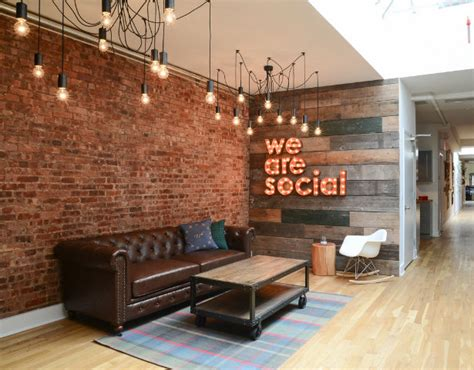 interior design lighting offices with an industrial interior design touch Industrial