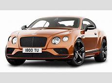 Orange Bentley Continental GT Speed Car PNG Image PngPix