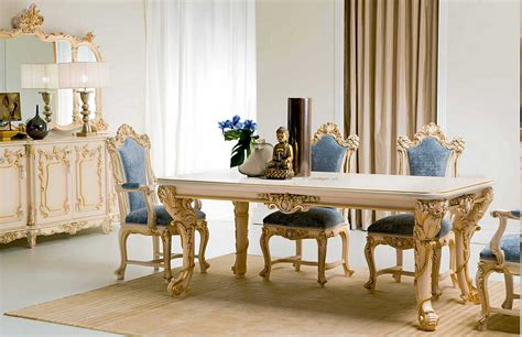 italian dining room tables classic and luxurious italian dining room furniture