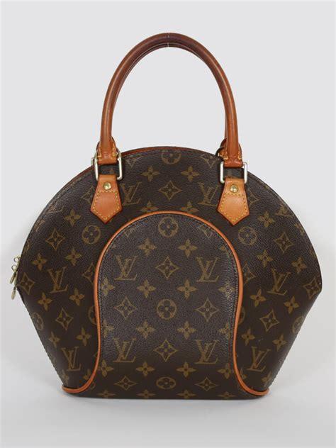 louis vuitton ellipse pm monogram canvas luxury bags