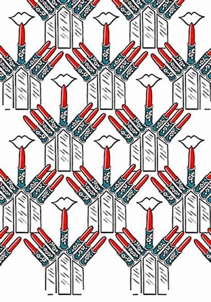Zandra Rhodes Prints Textile Deco Textiles Pop