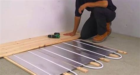 scandinavian homes interiors underfloor heating the self builder