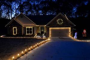 Outdoor, Christmas, Decorating, Ideas