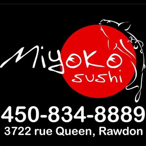 horaire chambre de commerce 5 7 chez miyoko sushi rawdon chambre de commerce de rawdon