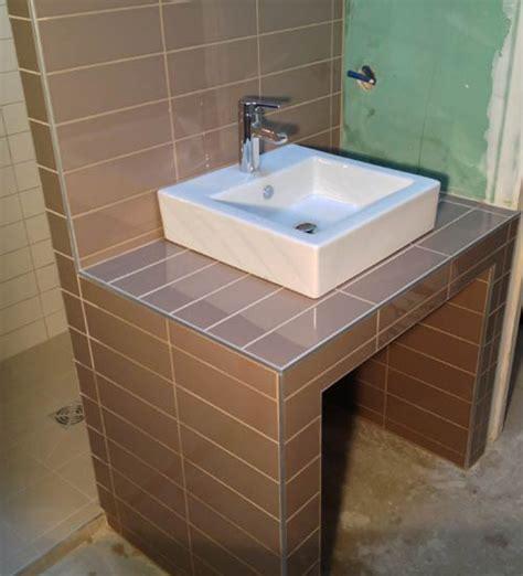 meuble salle de bain carrel 233