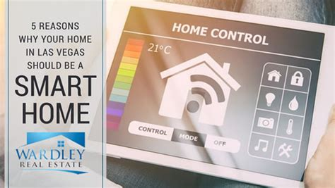 5 Reasons Why Your Home In Las Vegas Should Be A Smart Home