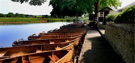 Boat House Dedham by Boat Hire The Boathouse Restaurant Is In Dedham On The