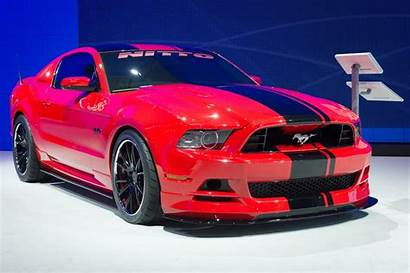 Mustang Ford Cars Autoshow Jahre Geil Coastal
