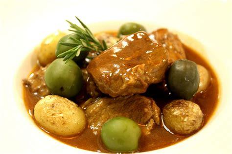 cuisine corse veau aux olives la villa corse grenelle gourmets co