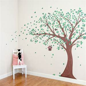 large tree wall decal roselawnlutheran With good look big tree decals for walls