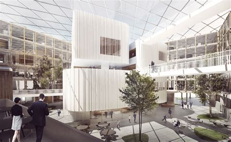 Henning Larsen Architects Wins Competition To Design New