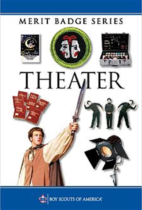 theater merit badge