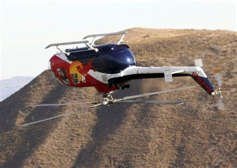 Bull Helicopter Pilot by Bull Helicopter Pilot This Thing Does Tricks A