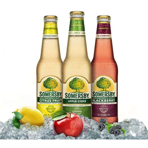 POSMs Concept and Design - Somersby   WAVE DIVISION
