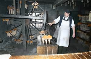 blists hill victorian town candle  chris allen