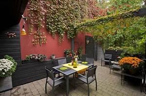 amenagement terrasse de styles et inspirations differents With beautiful idees de terrasse exterieur 0 amenagement exterieur pour la cour la terrasse ou le jardin