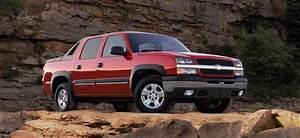 Manual De Usuario Chevrolet Avalanche 2003