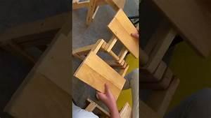 Space, Saving, Folding, Chair, Minimalist