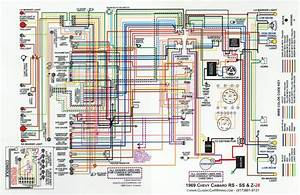 1971 Camaro Under Dash Wiring Diagram