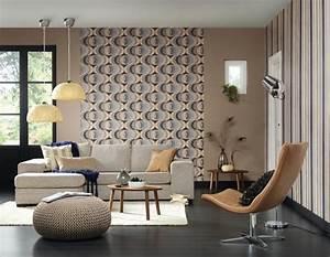 Tapeten Wohnzimmer Beispiele : wohnzimmer ideen 2015 ~ Sanjose-hotels-ca.com Haus und Dekorationen