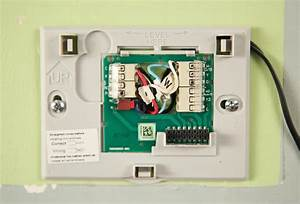 Honeywell 9000 With Goettl Heat Pump No C-wire