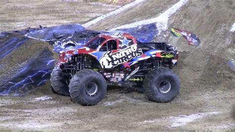 monster trucks you tube videos nitro circus backflip at monster truck jam 2010