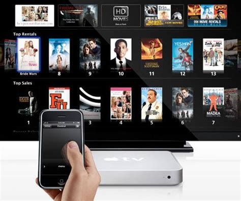 tv with iphone l apple tv la scatola delle meraviglie voluta da steve