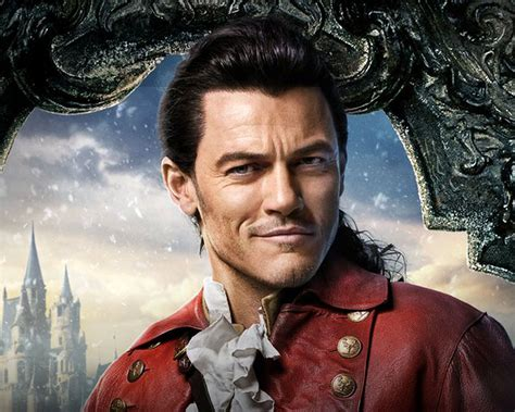 Luke Evans Is The Perfect Gaston In New 'beauty And The