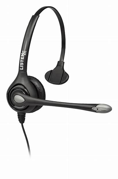 Headset Mic Head Boom Ear Listen Technologies