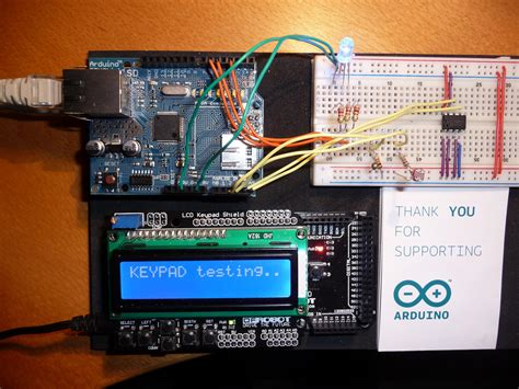 looking at the arduino for use in the industrial automation ats techlab