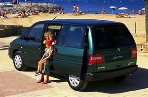 Citroen Evasion - 1998  1999  2000  2001  2002