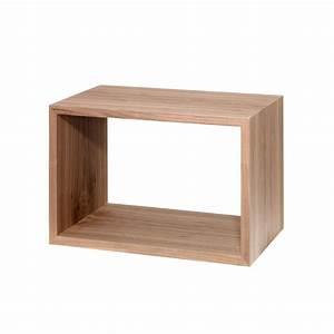 Cube Table De Nuit Design En Image