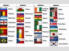 Calendario Clasificatorias Mundial Rusia 2018 takvim