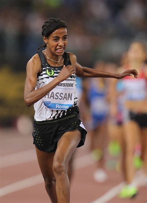 Sifan hassan making a living running, not an amateur, on a mission from from above, watch her stride to another medal, on a good night breaking the world record. Sifan Hassan Photos Photos - Golden Gala Pietro Mennea 2017 - Zimbio