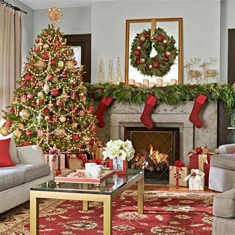 Christmas Tree Shop Curtains by Christmas Decor For Living Rooms