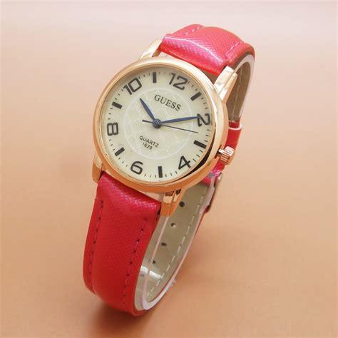 Jual Jam Tangan Wanita jual beli jam tangan wanita guess 1578 benshop baru