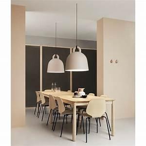 Normann Copenhagen Lampe : bell lampe fra normann copenhagen f s i 2 farver ~ Watch28wear.com Haus und Dekorationen