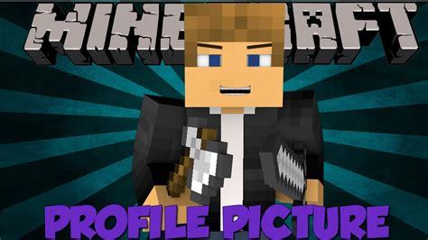 Zenos Gaming Profile Picture Minecraft Speedart Youtube
