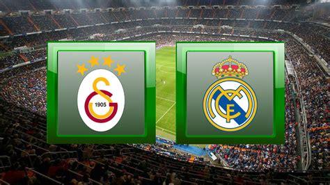 H2H: Galatasaray vs. Real Madrid – Prediction (22.10.2019)
