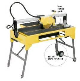 qep 83240 bridge saw 2 2 5 hp 40 quot power tile saws