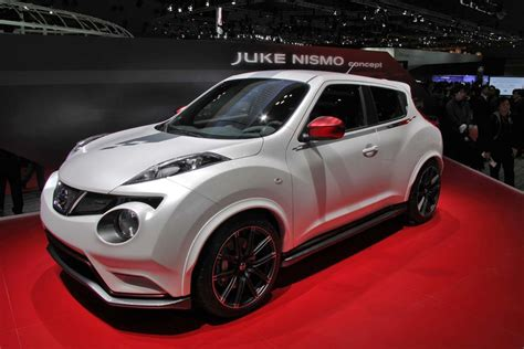 juke nismo lowered first look nissan juke nismo thedetroitbureau com