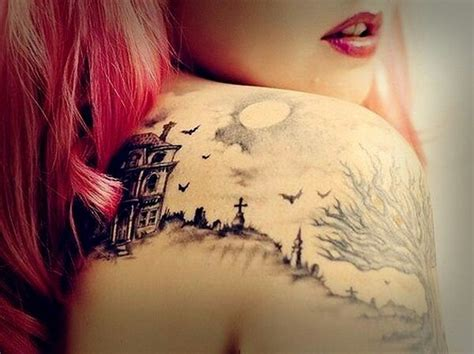 gothic tattoo images pictures  designs