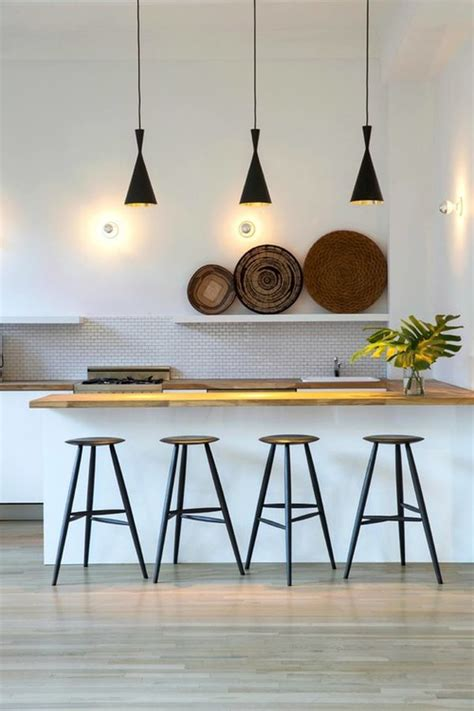 black kitchen pendant light modern kitchen pendant lighting for a trendy appeal 4710
