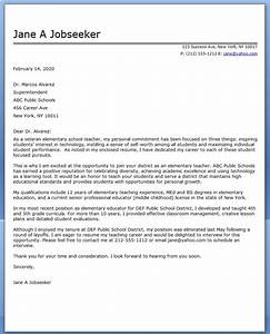 writing a teacher resume and cover letter With cover letter to be a teacher
