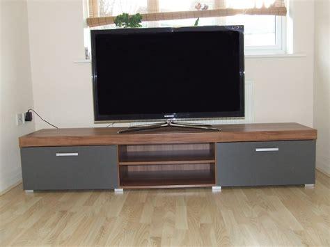 tv hutch large 2 door tv cabinet plum graphite ebay