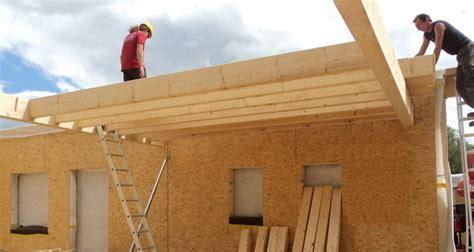 mobic des kits complets pour auto construire sa maison bois construire tendance