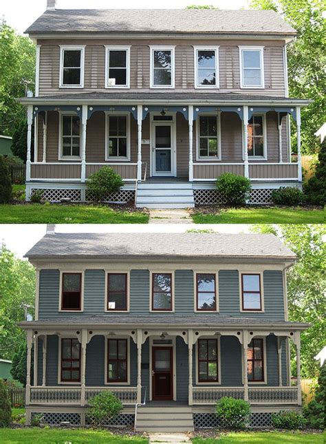 old house makeover portfolio in 2019 exterior home ideas